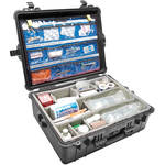 Pelican 1600EMS EMS Case with Organizer and Dividers (Black)