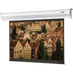 "Da-Lite 92624ELS Contour Electrol Motorized Projection Screen (84 x 84"")"