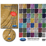Savage DVD-ROM: Digital Backgrounds (Crushed Muslin)