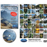 Savage DVD-ROM: Digital Backgrounds (Outdoor Scenic)
