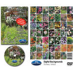 Savage DVD-ROM: Digital Backgrounds (Floral)