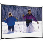 Da-Lite 88637N  Fast-Fold Deluxe Projection Screen (9 x 9')