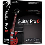 eMedia Music CD-Rom: Guitar Pro 6