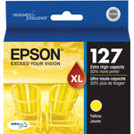 Epson T127420 127 Extra High-Capacity Yellow Ink Cartridge