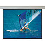 "Draper 108306QL Silhouette/Series E 31.75 x 56.5"" Motorized Screen with Low Voltage Controller and Quiet Motor (120V)"
