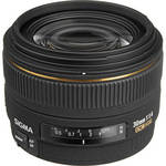 Sigma 30mm f/1.4 EX DC HSM Autofocus Lens for Sigma Digital SLR Camera