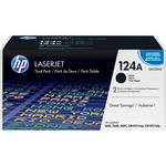 HP Color LaserJet Q6000AD Black Print Cartridge Dual Pack