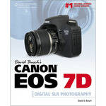 Cengage Course Tech. Book: David Busch's Canon EOS 7D Guide to Digital SLR Photography by David D. Busch