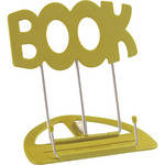 K&M 12440-012-61 Uni-Boy Book Stand (Yellow)
