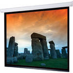 "Draper 116183QLP Targa 84 x 108"" Motorized Screen with Low Voltage Controller, Plug and Play, and Quiet Motor (120V)"
