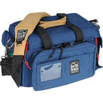 Porta Brace SLR-1 D-SLR Carrying Case (Blue)