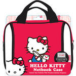 Hello Kitty Neoprene Mini Case for Notebook with Screen up to 12""