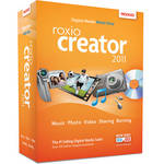 Roxio Software Creator 2011 with 3D