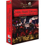Sonic Reality Neil Peart Drums Vol 1: The Kit - Virtual Drums for BFD (DVD Edition)
