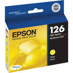 Epson T126420 126 High-Capacity Yellow Ink Cartridge