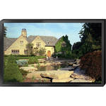 "Draper 253053UW ShadowBox Clarion Fixed Projection Screen (96 x 96"")"