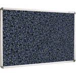 Best Rite 321RB-97 Rubber-Tak Tackboard (2 x 3', Blue)