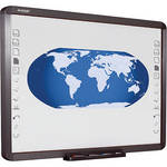 "QOMO HiteVision QWB56-PS 56"" (1422.4mm) Interactive Infrared Whiteboard"