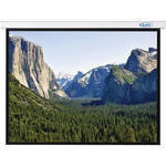 "HamiltonBuhl HDSR8072  Innsbruck Motorized Wall Front Projection Screen (43x76"")"