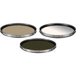 Tiffen 72mm Digital HT Neutral Density Filter Kit