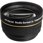 Polaroid Studio Series 37mm 2.2x HD Telephoto Lens