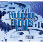 Sound Ideas Production Elements Toolkit - Volume 5 Sound Effects Library (Download)