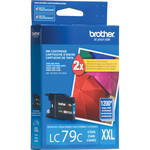 Brother LC79C Innobella Super High Yield XXL Cyan Ink Cartridge