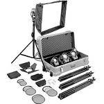 ARRI Softbank I Tungsten 4-Light Kit (120 VAC)