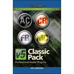 McDSP Classic Pack HD v5 - Vintage Processor Emulation Plug-In Bundle (TDM/RTAS/AU)