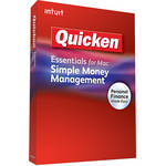 Intuit Quicken Essentials for Mac Software