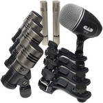 CAD Touring 7 Premium Drum Microphone Pack