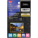 Kenko LCD Monitor Protection Film for the Nikon D3100 Camera