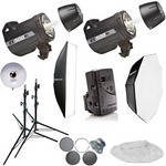 Elinchrom Scott Kelby's Light It. Shoot It. Retouch It. LIVE Tour Kit