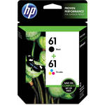 HP 61 Ink Cartridge Combo Pack