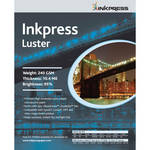 "Inkpress Media RC Luster Paper for Inkjet (8 x 12"", 50 Sheets)"