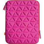 iLuv Foam-Padded Neoprene Sleeve for iPad 3rd Generation - Pink
