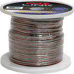 Pyle Pro PSC12100 12-Gauge High-Quality Speaker Zip Wire (100' Spool)