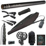 Rode NTG-3 B&H Signature Series Shotgun Microphone Kit (Deluxe)