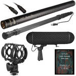 Rode NTG-3 B&H Signature Series Shotgun Microphone Kit (Ultimate)