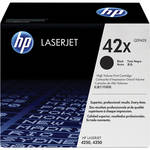 HP 42x Black Toner Cartridge (Maximum Capacity)