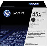 HP 45A Black Toner Cartridge