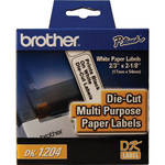 Brother DK1204 Multi Purpose Paper Labels (400 Labels)
