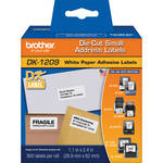 Brother DK1209 Small Address Paper Labels (800 Labels)