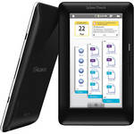 "Aluratek AEBK08FB LIBRE Touch eBook Reader with WiFi & 7"" TouchScreen Color LCD"