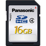 Panasonic 16GB SDHC Memory Card