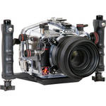 Ikelite 6801.31 Underwater Housing with Nikon D3100 DSLR with NIKKOR VR Lens