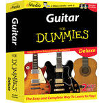 eMedia Music CD-Rom: Guitar For Dummies Deluxe (2 CD-Roms)