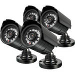Swann PRO-580 Day/Night Security Cameras (4-Pack)