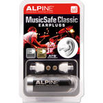 Alpine Hearing Protection MusicSafe Classic Multi-Frequency Hearing Protection