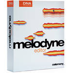 Celemony Melodyne editor - Polyphonic Pitch Shifting/Time Stretching Software (Upgrade)